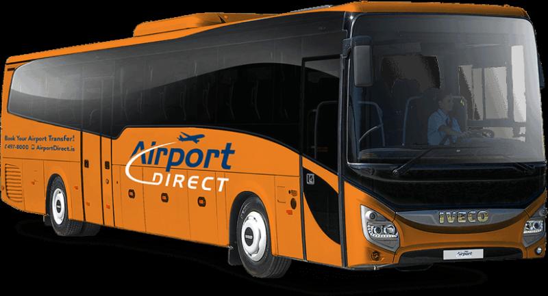 Airport Direct社のエアポートバス