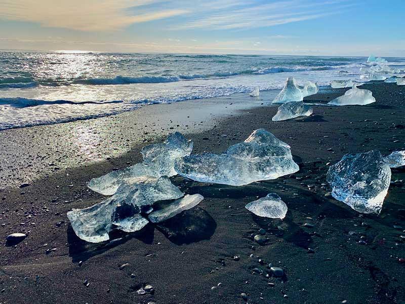 ダイヤモンドビーチ (Diamond beach)