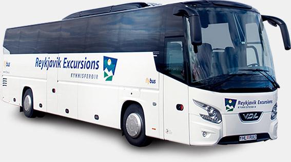 Reikjavik Excursionsのflybus